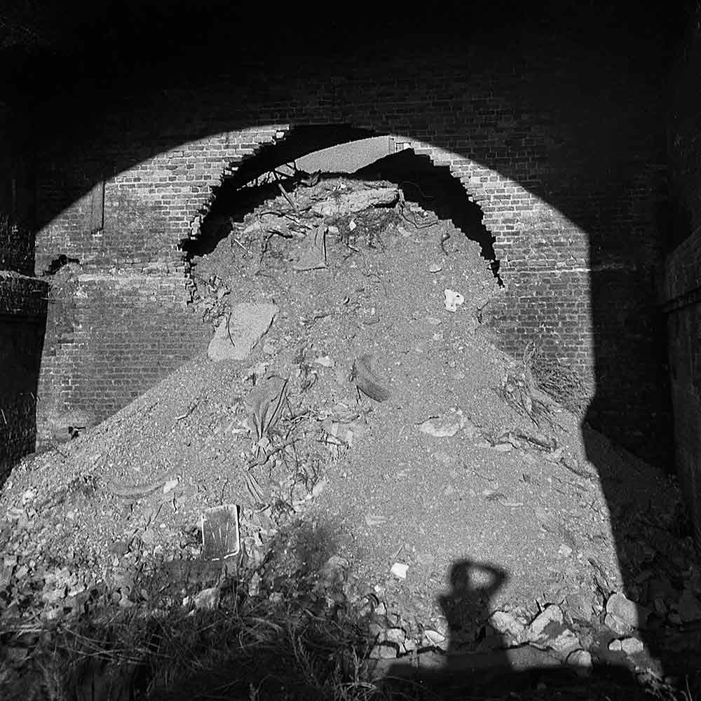 Unearthed | photographs of the Whitechapel Spitalfields coal yard, from the project Unearthed by Ian Harrold